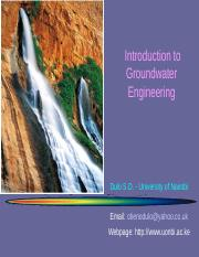 Module 9 Introduction to Groundwater (2).ppt