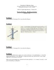 MAE157_Practice+problems_Buckling+and+plates