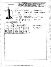 1239_Mechanics Homework Mechanics of Materials Solution
