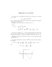 Derivative_Function