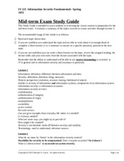 IT-223-2015 midterm study_guide