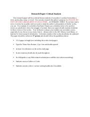 Research Paper Guidelines-Critical Analysis.docx