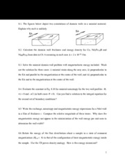 Exam 3 and solutions
