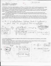Unit 8 Quiz #2 - Name RS5 V g ggqo