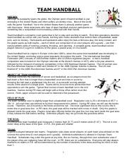 Team Handball Study Guide _2015_ updated for 2017.doc