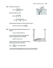 11_Chapter 22 HomeworkCH22 Reflection and Refraction of Light