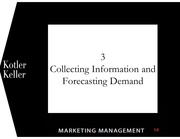 ike materi 3 collecting information and forecasting demand