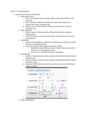 Chapter 7 Study Guide