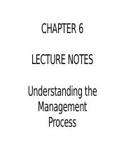 CHAPTER 6- BUS 188 -STUDENTS - LECTURE NOTES - STUDENTS.pptx
