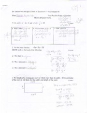 Business Calculus 2