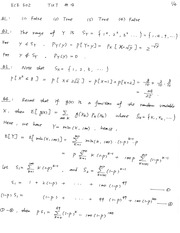 Tutorial_Four_Solutions