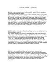 grendel nihilism essay