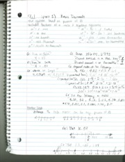 MATH 208 Section 7.1 Notes