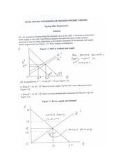 ECON 3070 Spring 2006 Homework 1 Solutions