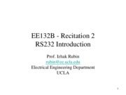 132B_1_Recitation2_RS232_Introduction