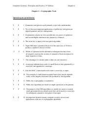 Chapter 2 Test - Computer Security3.docx