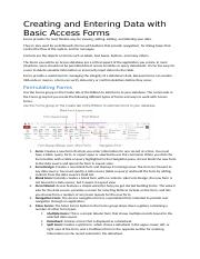 Creating and Entering Data with Basic Access Forms.docx