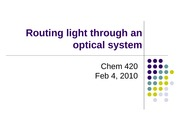 Lecture 4-optical components