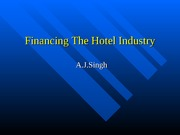 Financing_The_Hotel_Industryspring2009