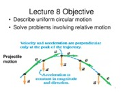 1stLE Lecture 08 - R3 Relative motion