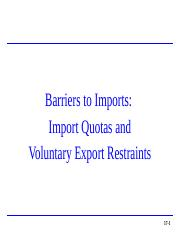 17 Barriers to Imports--IQs and VERs.pptx