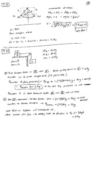 Physics Homework 7
