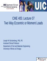 CME 405 Lecturer 07 TwoWayLoading and Moments 20161006 317pm(1).pptx