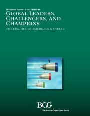 Global challengers; global leaders, challengers and champions.pdf
