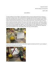 unit 3 Lemon Battery.docx