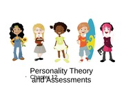 Ch12-Personality Theory