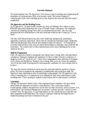 executive summary on business communication Encyclopedia of business, 2nd ed public relations firm business plan: executive summary provide a range of business communications services that are a.