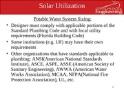 solar utlization lec 14 domestic hot water