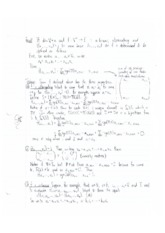 MATH 220 Lecture 1 Notes