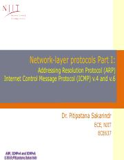 Lecture4_Network Layer Protocols Part I