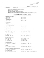 ECE 265 Midterm 2 solutions