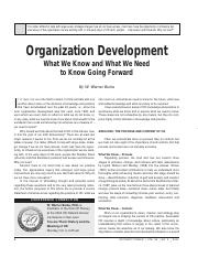 Burke_What_We_Know_About_OD_.pdf