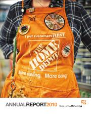 2010 The Home Depot Annual Report.pdf