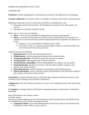 MARKETING MIDTERM STUDY GUIDE-1
