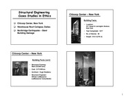 Nov 11- Ethics Case Studies - Structural Engineering