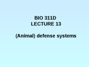 Lecture 13  posted