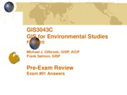 GIS3043_Review_Exam_01_Answers