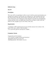 Suny buffalo essay