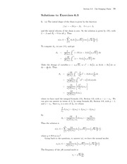 Chem Differential Eq HW Solutions Fall 2011 99