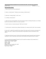 Thermochemistry Review Worksheet.docx - Thermochemistry Review ...