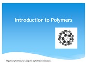 330, lect 7, Polymers