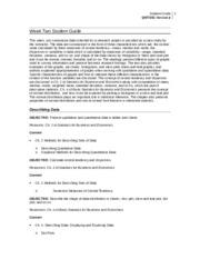 summarizing and presenting data ballard integrated