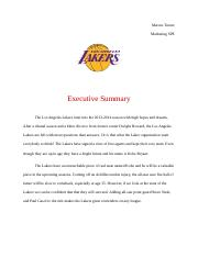 Lakers SPE.docx