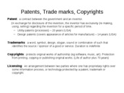 2a Patents etc