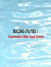 Lecture 1 - Fundamentals of Water Supply Systems 2.pdf