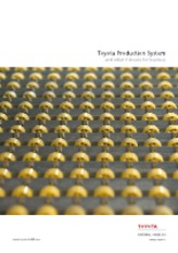 Toyota Production System Brochure